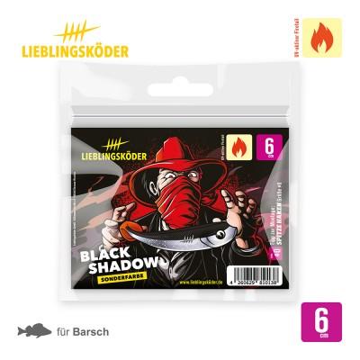 Lieblingsköder Black Shadow 6cm