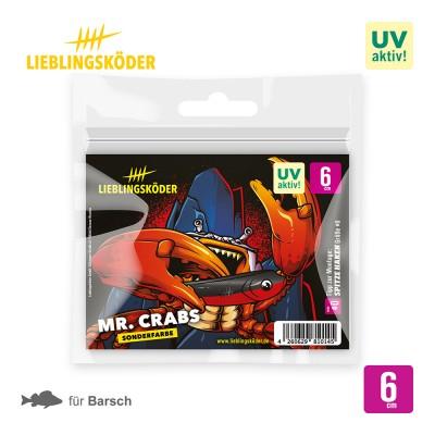 Lieblingsköder Mr. Crabs 6cm