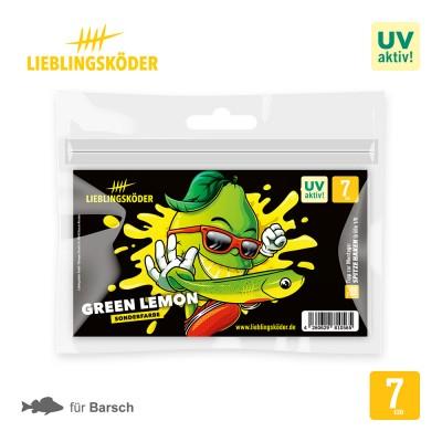 Lieblingsköder Green Lemon 7cm