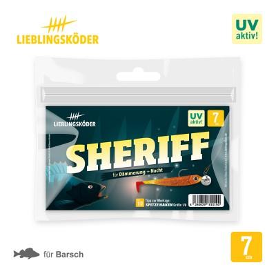 Lieblingsköder Sheriff 7cm