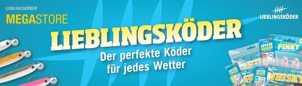 Nipos Angelshop - Kategorie Lieblingsköder Jigköpfe